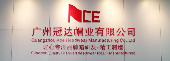 Headwear de Guangzhou Ace que fabrica Co., Ltd